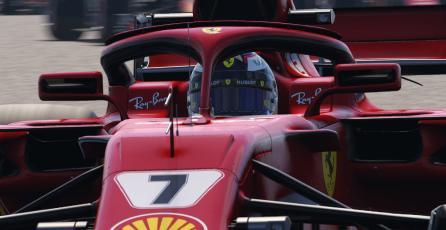 <em>F1 2018</em> muestra sus impresionantes gráficos en nuevo avance