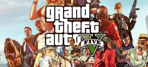 <em>GTA V</em> fue el título de PS4 más descargado de julio en EUA