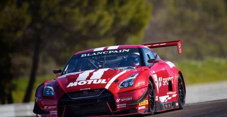 Así es como pilotos oficiales entrenan con <em>Gran Turismo Sport</em>