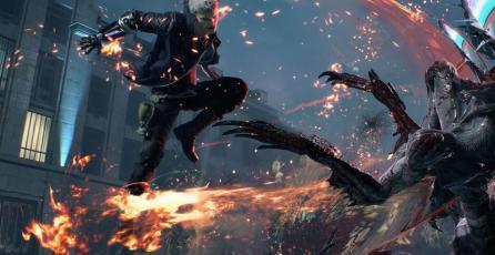 Demo de <em>Devil May Cry 5</em> ya está listo para gamescom 2018