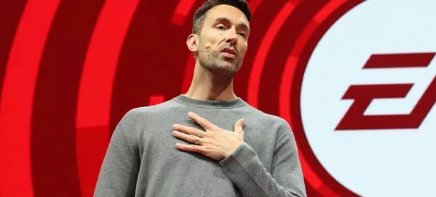 Patrick Söderlund abandona su puesto en Electronic Arts