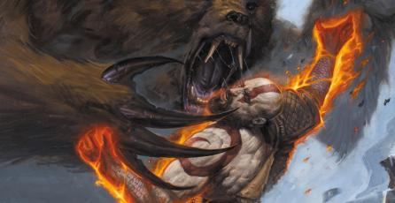 Dark Horse prepara un nuevo cómic de <em>God of War</em>