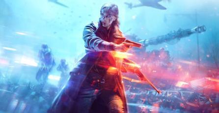 Checa el intenso y nuevo teaser de <em>Battlefield V</em>