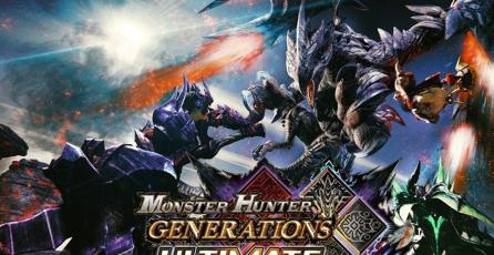 A partir de mañana podrás probar <em>Monster Hunter Generations Ultimate</em>