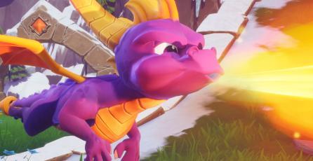 Mira uno de los niveles de <em>Spyro 2</em> en <em>Reignited Trilogy</em>