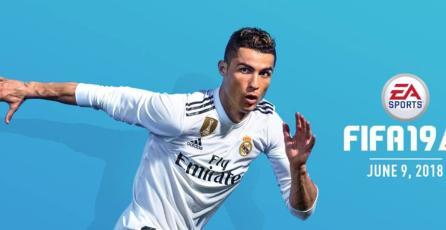Muestran la nueva portada de <em>FIFA 19</em>