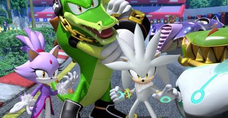 Silver the Hedgehog será uno de los personajes de <em>Team Sonic Racing</em>