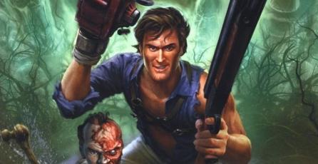 Nuevo juego de <em>The Evil Dead</em> estaría en desarrollo