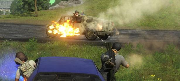 <em>H1Z1: Battle Royale</em> supera los 12 millones de jugadores en PS4