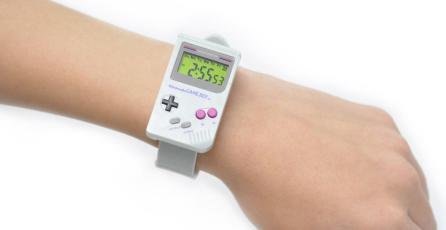 Sé la envidia de todos los gamers con este reloj de Game Boy