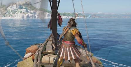 Épicos combates navales te esperan en <em>Assassin's Creed: Odyssey</em>