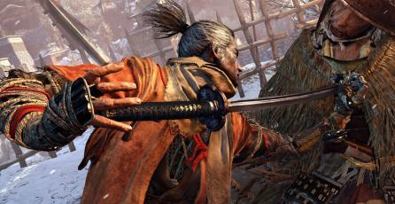 <em>Sekiro: Shadows Die Twice</em> será jugable en gamescom 2018