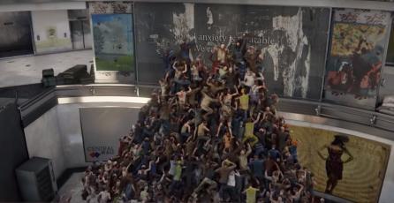 World War Z enseña épico trailer con hordas de cientos de Zombies
