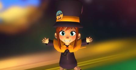 Lanzarán <em>A Hat in Time</em> en Nintendo Switch