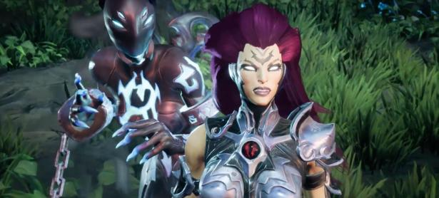 THQ reveló extenso gameplay con la primera parte de Darksiders III