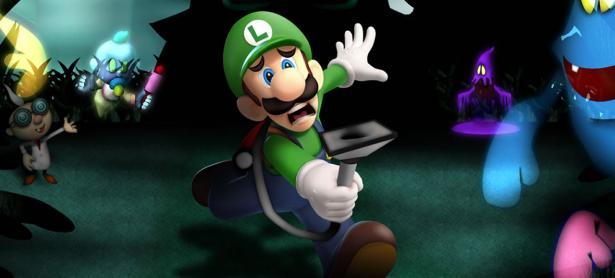 Regresarás a <em>Luigi's Mansion</em> en octubre