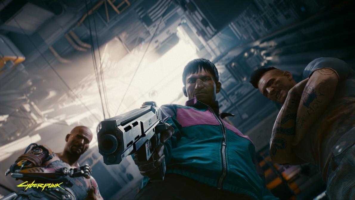 Checa las nuevas imágenes de <em>Cyberpunk 2077</em>