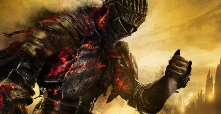 Prepárate para sufrir con <em>Dark Souls Trilogy</em>