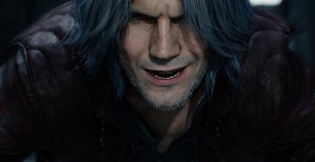 Revelan fecha de lanzamiento de <em>Devil May Cry 5 </em>en gamescom 2018