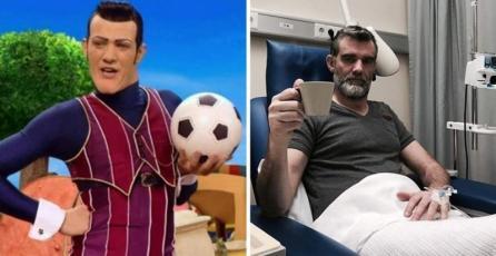 """Stefan Karl Stefansson el popular """"Robbie Rotten"""" fallece a los 43 años"""