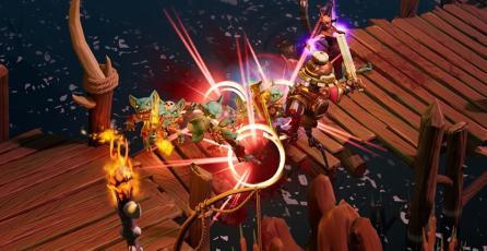 Aquí está el primer gameplay de <em>Torchlight Frontiers</em>