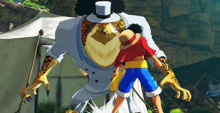 Enfrentarás a Kizaru, Issho y Rob Lucci en <em>One Piece: World Seeker</em>