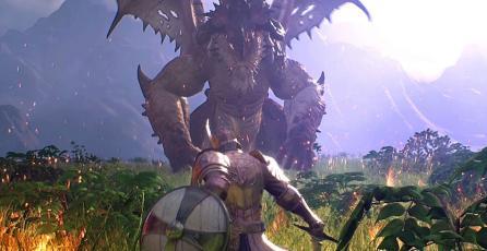 Bandai Namco anuncia <em>Bless Unleashed</em>, un MMO para consolas