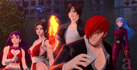 Mai Shiranui y Blue Mary Ryan llegan a King of Fighters All-Stars