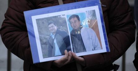 """Dross publica """"psicofonía"""" y video sin censura de profesor asesinado en Chile"""