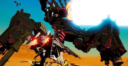 Gameplay revela a uno de los letales jefes de <em>Daemon X Machina</em>
