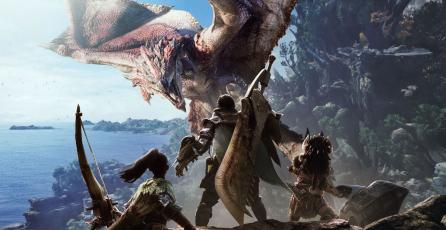 Habrá torneo de <em>Monster Hunter World</em> en Tokyo Game Show 2018