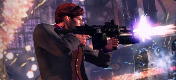 <em>Saints Row: The Third</em> incluirá todo su DLC en Nintendo Switch