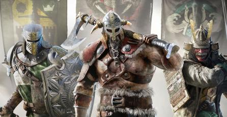 <em>For Honor</em> alcanza récord de jugadores concurrentes en Steam