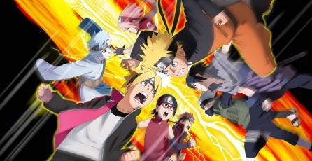Así serán las misiones cooperativas de <em>Naruto to Boruto: Shinobi Striker</em>