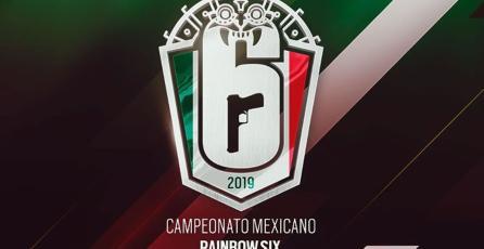 Hoy inicia el Campeonato Mexicano de <em>Rainbow Six Siege</em>