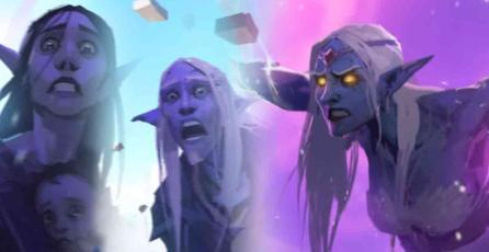 Azshara emerge del pasado para dictar el futuro de Battle For Azeroth