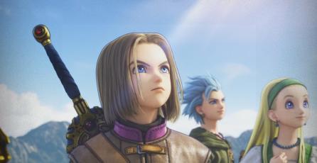<em>Dragon Quest XI: Echoes of an Elusive Age</em>