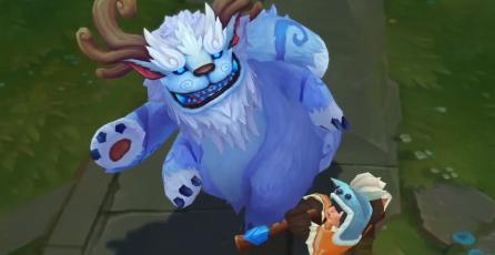La presentación de Nunu y Willump  muestra todo el poder de las nieves en League of Legends