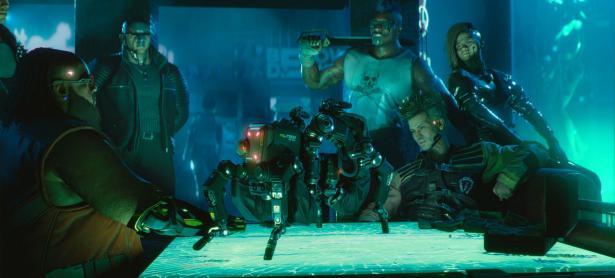 Cyberpunk 2077 está optimizado desde el principio del desarrollo