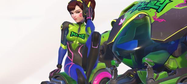 Blizzard preparó sorpresas y regalos para los fans de D.Va de <em>Overwatch</em>
