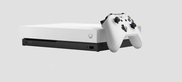 Lanzarán un modelo blanco del Xbox One X