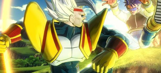 Super Baby Vegeta y Kefla desatan su poder en <em>Dragon Ball Xenoverse 2</em>