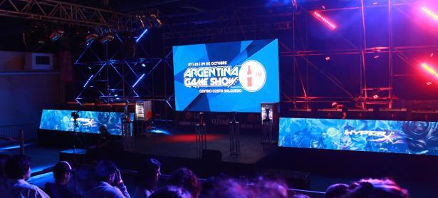 Argentina Game Show ya tiene competencia de CSGO