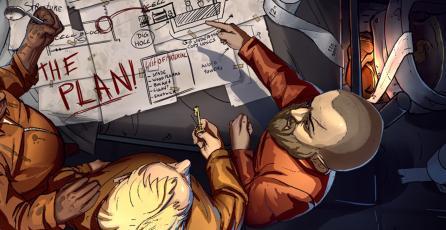Escapa de prisión en el nuevo DLC para <em>Prison Architect</em>