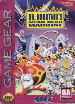 Dr. Robotnik´s Mean Bean Machine