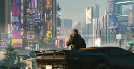 CD Projekt RED: Night City se siente como una ciudad real