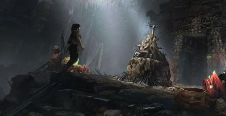 Mira a Lara Croft resolviendo acertijos en <em>Shadow of the Tomb Raider</em>