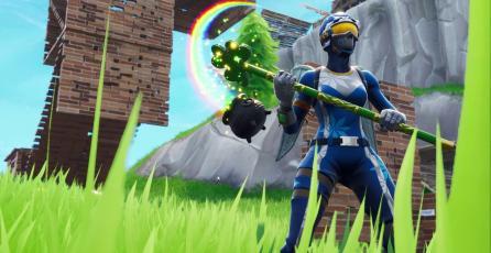 La tormenta de Fortnite ahora destruirá estructuras y el revolver se va a su casa