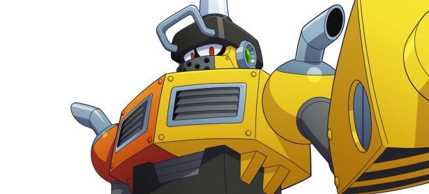 Conoce a Impact Man, uno de los jefes de <em>Mega Man 11</em>