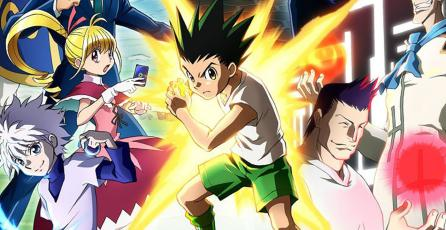 Aquí está el primer trailer de <em>Hunter x Hunter: Greed Adventure</em>
